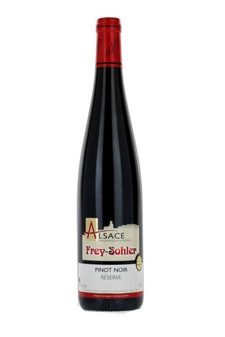 Domaine Frey Sohler Pinot Noir Single by Le Bon Vin