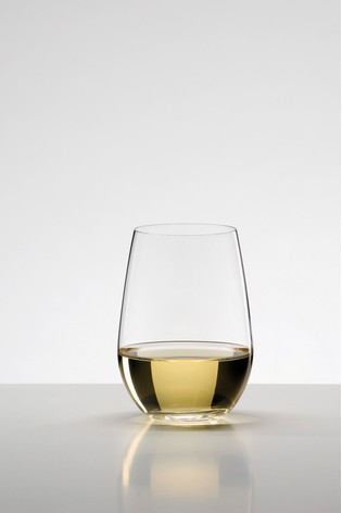 Set of 2 Riedel O Riesling Sauvignon Blanc Wine Tumblers