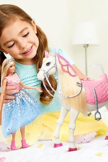 Barbie Princess Adventure Prance and Shimmer Horse