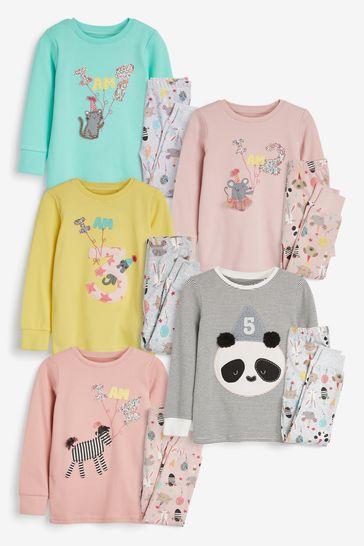 I Am 1,2,3,4,5 Snuggle Pyjamas