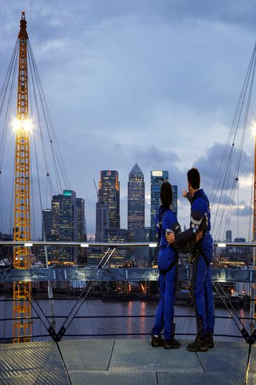 Getaway And Up At The O2 Gift Experience by Activity Superstore