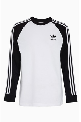 adidas the brand with the 3 stripes bluza