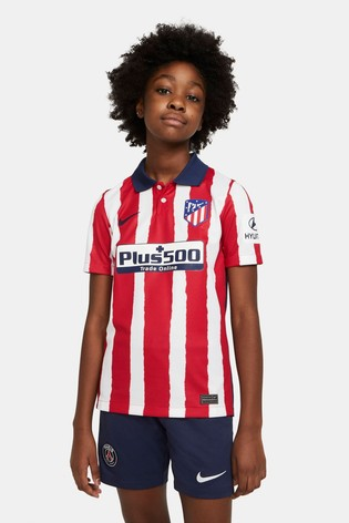 Nike Home Atlético Madrid 20/21 Football Shirt