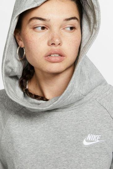 Nike Essential Fleece Funnel Neck Hoodie