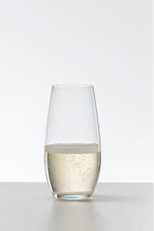 Set of 2 Riedel O Champagne Tumblers