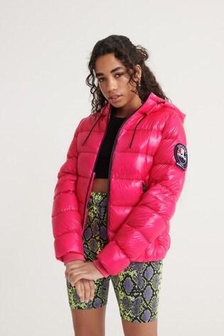 Superdry Premium Down Lightweight Jacket