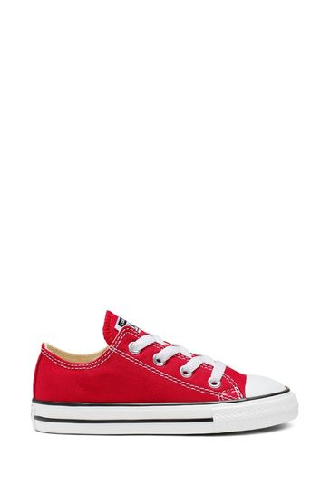 Converse Infant Chuck Ox Trainers
