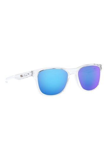 Oakley® Clear Blue Trillbe X Sunglasses
