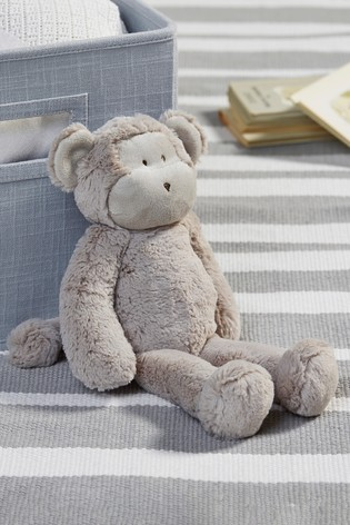 The White Company Natural Marcelle Monkey