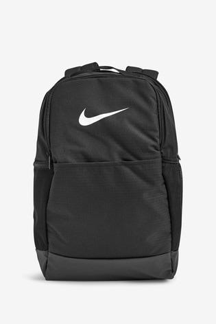 Nike Black Brasilia Backpack
