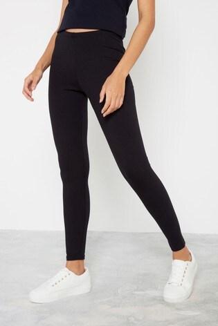 F&F Black High Waisted Legging