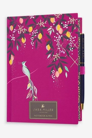 Sara Miller B6 Notebook & Pen Set