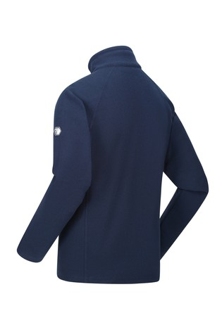 Regatta Blue Kenger Half Zip Fleece
