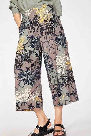 Thought Grey Brielle Culottes