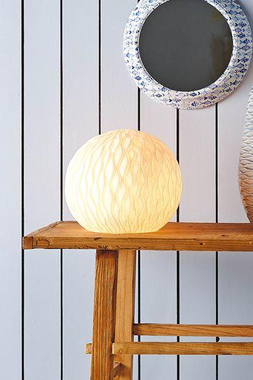 Parlane Wavy Table Lamp
