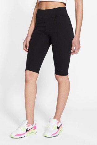 Nike Essential Knee Length High Waisted Leggings
