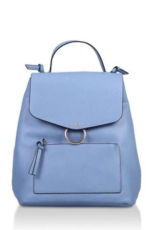 Carvela Blue Jack Knot Backpack