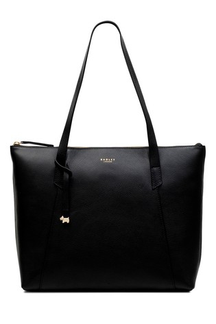 Radley London Black Tote Bag