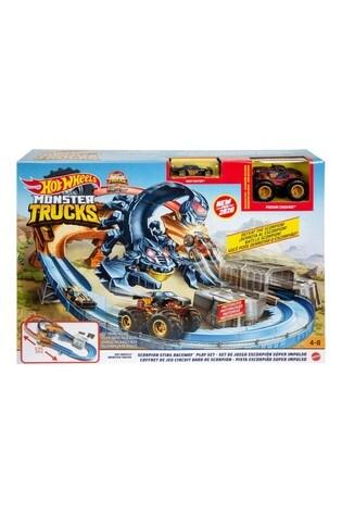 Hot Wheels Scorpion Sting Raceway Play Set