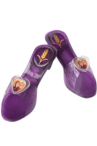 Rubies Disney™ Frozen Anna Jelly Sandals