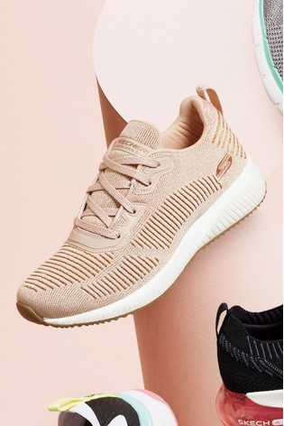 Skechers® Bob Squad Glam League Trainers