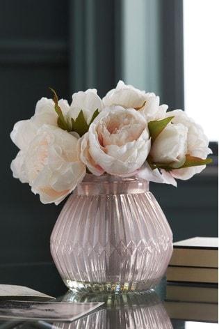 Lipsy Peony Vase