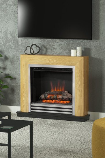 Rothersay Electric Fire Suite By Be Modern