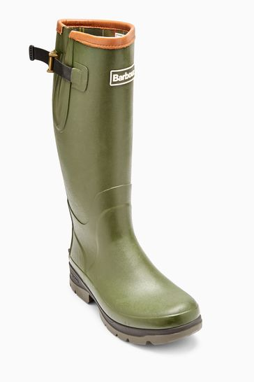 Barbour® Olive Tempest Welly