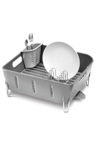 Simple Human Dish Drainer