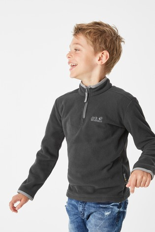 Jack Wolfskin Children's Gecko Fleece