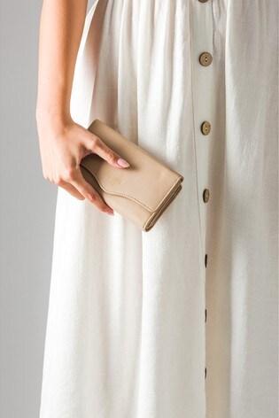Cultured London Letitia Leather Purse