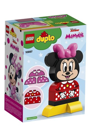LEGO® DUPLO® My First Minnie Build 10897