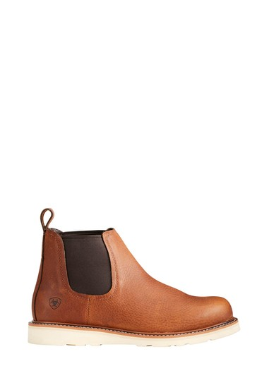 Ariat Brown Recon Mid Boots