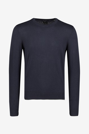 Armani Exchange Crew Neck Jumper