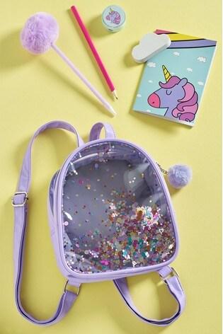 Stationery Unicorn Backpack