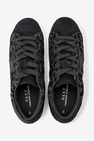Forever Comfort® Star Lace-Up Trainers