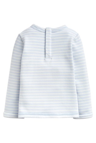 Joules Dash Appliqué Sweatshirt