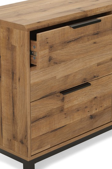 Bronx 6 Drawer Wide Chest