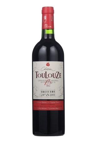 Chateau Toulouze Graves de Vayres Bordeaux Single by Le Bon Vin