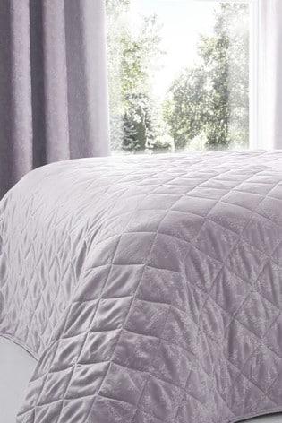 Ebony Bedspread by Serene