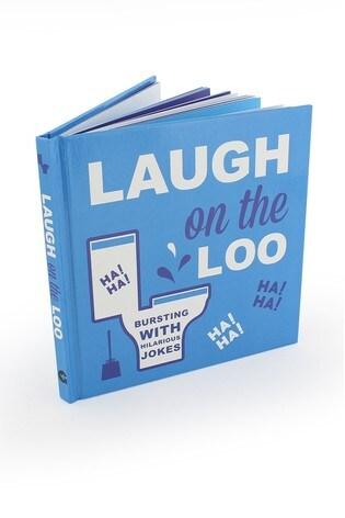 Laugh On The Loo Joke Book