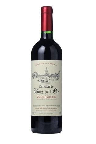 Bordeaux Saint Emilion Emotion de Bois de l'Or Single by Le Bon Vin