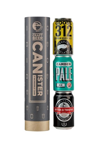 Beer Hawk Canister