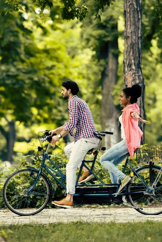 Tandem Cycle For Two Gift Experience by Activity Superstore