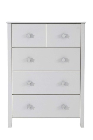 Starlight 5 Drawer Chest By The Children's Furniture Company