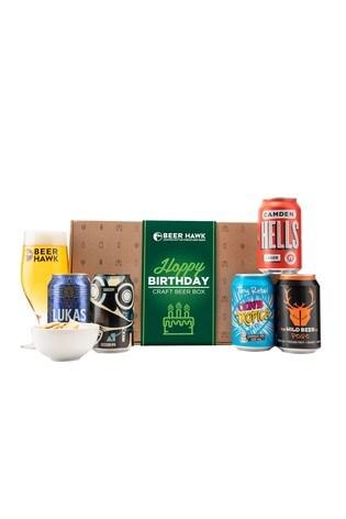 Beer Hawk Birthday Box