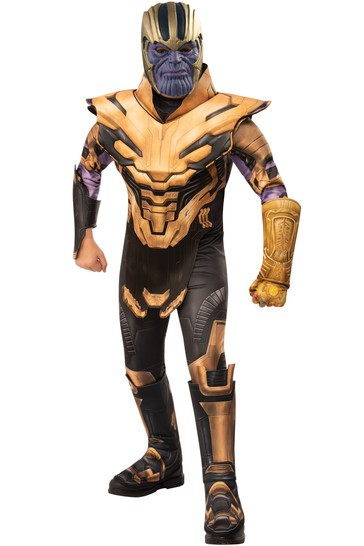 Rubies Marvel Avengers End Game Deluxe Thanos Fancy Dress Costume