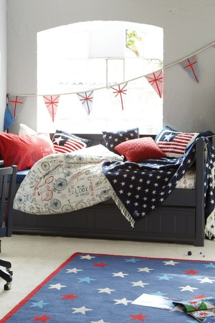 Aspace Charterhouse Day Bed with Trundle