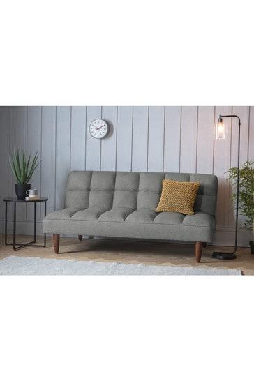 Osla Grey Sofa Bed By Hudson Living