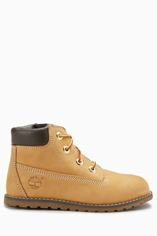 Timberland® Wheat Pokey Pine 6 Inch Boot